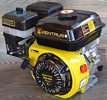 Двигун бензиновий Кентавр ДВЗ 200 Б 6,5 л. с. вал 20 мм шпонка.