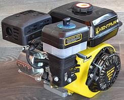 Двигун бензиновий Кентавр (7.5 л. с.) вал 20 мм шліц.