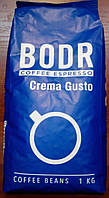 Кофе в зернах Bodr Crema Gusto 1 кг
