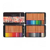 Цветные карандаши MARCO (Марко) Renoir Fine Art 100ТN, Подарочный набор 100 цветов