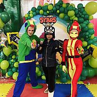 Brawl Stars костюмы на заказ