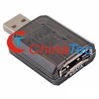 Адаптер USB 2.0 на eSATA, фото 1