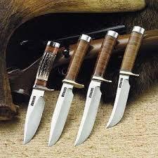 Ножі, сокири для полювання та туризму. Дубінки. Мультитули та комлектуючі. Заточні верстати