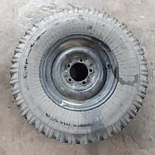 Диск колісний УАЗ R15 + шина 8.40 R15 Я-245