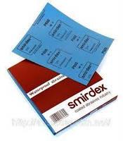 SMIRDEX  P 100 Бумага для мокрой шлиф. Лист 230х280mm(50) (синяя)