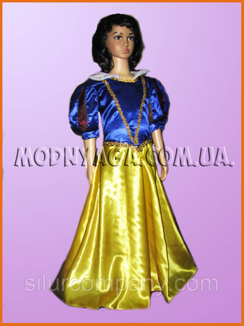 Карнавальный костюм Белоснежки - плаття Білосніжки - Интернет магазин