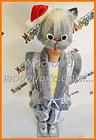 Карнавальный костюм кота для мальчиков - костюм Кіт для хлопчиків