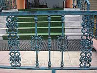 Ограждения балконов и лестниц
