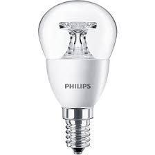Светодиодная лампа  LED 5.5-40W E14 2700K 230V P45 CL ND AP  Philips