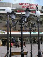 Малые архитектурные формы в Киеве