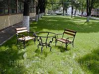 Уличная мебель в Киеве