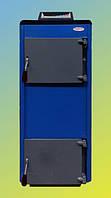 Котлы на твердом топливе Проскуров. Мощности от 12 кВт - 40 кВт. Преимущества: высокое КПД, сталь 4 мм, наличие 3-х дверей, теплоизоляция.