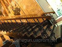 Чугунные входные лестницы