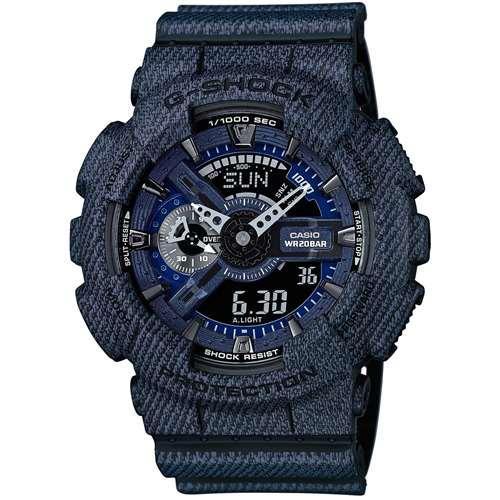 Часы наручные Casio G-Shock GA-110DC-1AER