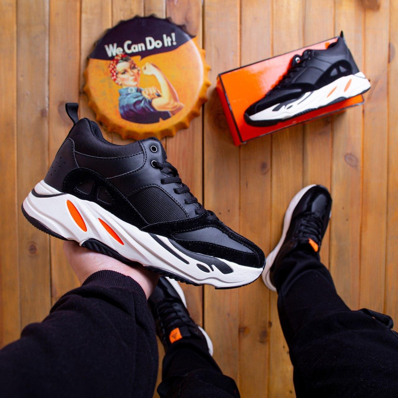 Чоловічі черевики Стіллі Буст 700 (чорні)
