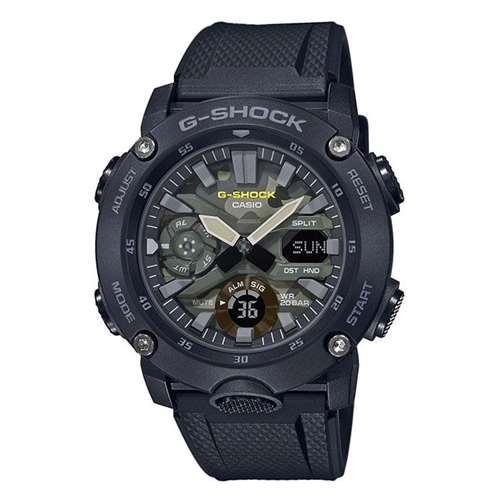 Часы наручные Casio G-Shock GA-2000SU-1AER