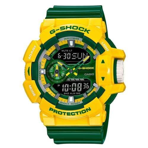 Часы наручные Casio G-Shock GA-400CS-9AER