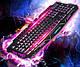 Профессиональная игровая клавиатура M-200 с подсветкой, фото 5