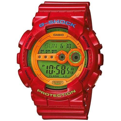 Часы наручные Casio G-Shock GD-100HC-4ER