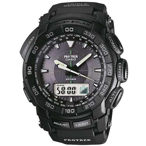 Часы наручные Casio Pro-Trek PRG-550-1A1ER