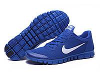 Кроссовки мужские Nike Free 3.0 V2 Black черные10, фото 1