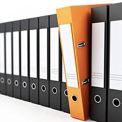 Папки-регистраторы на кольцах