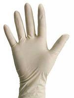 Перчатки латексные медицинские