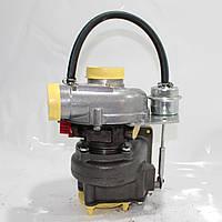 Турбокомпресор ТКР-6.1 з клапаном турбіна ПАЗ, Зіл, МАЗ, ГАЗ, Д-245 (пр-во Декорт)