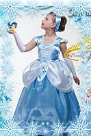 Детский карнавальный костюм Принцесса Золушка Код 121