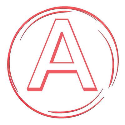Вирубки для пряників алфавіт і цифри