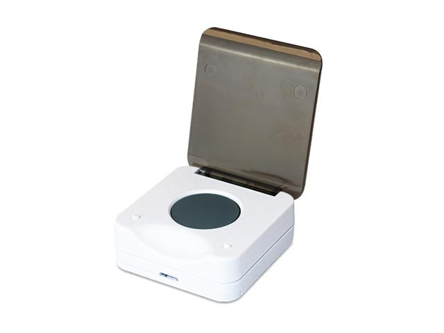 "Умная кнопка Salus ""One Touch"" с защитной крышкой для iT600 Smart Home CSB600"
