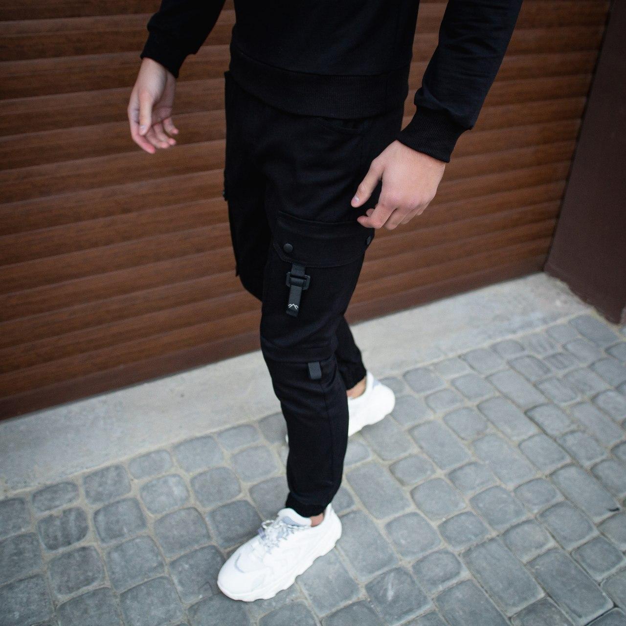 Мужские штаны Everest (черный)