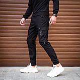 Мужские штаны Everest (черный), фото 3