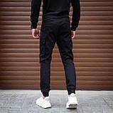 Мужские штаны Everest (черный), фото 4