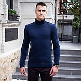 Чоловічий светр Axelrod (синій), фото 6