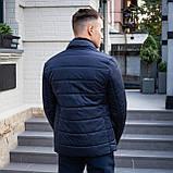 Мужская куртка-пиджак Dollar Bill (синяя), фото 4