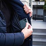 Мужская куртка-пиджак Dollar Bill (синяя), фото 6