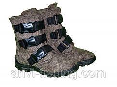 Ботинок зимний - войлок (Кроссоваленки) Размер 36