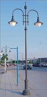 Фонарные столбы для освещения улиц