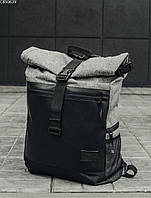 Рюкзак Staff roll black & gray, фото 1