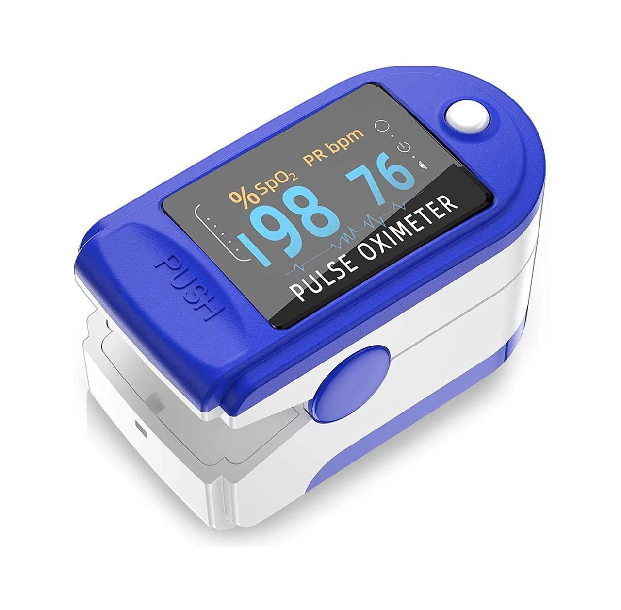 Цена актуальна только партнерам!  Пульсоксиметр Contec CMS50D LED дисплей