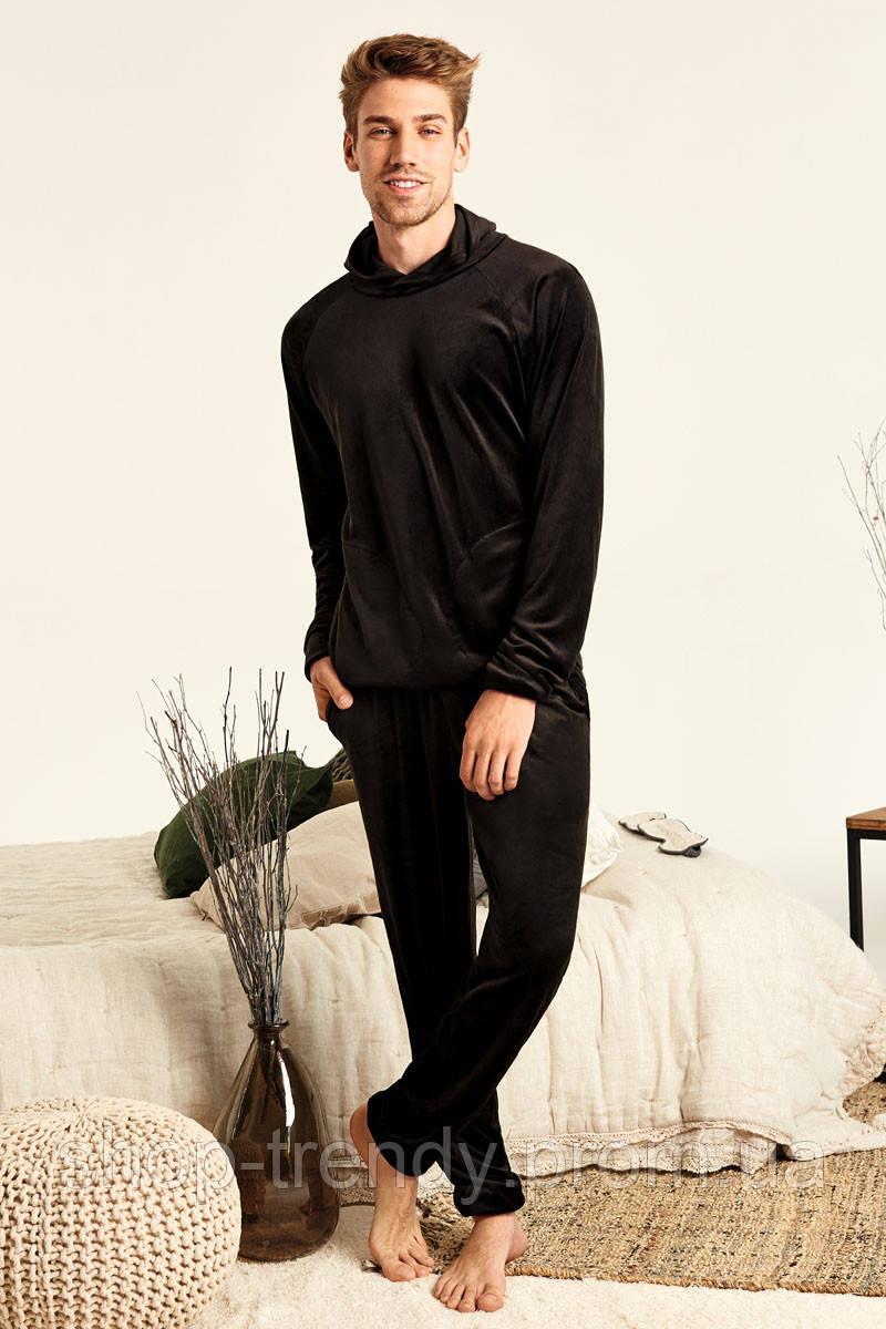 Домашній чоловічий комплект (джемпер та брюки) Anabel Arto