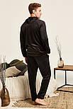 Домашній чоловічий комплект (джемпер та брюки) Anabel Arto, фото 2
