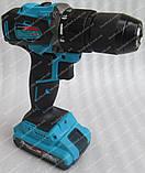 Шуруповерт аккумуляторный GRAND ДА-21BL (21 V, 3 А/час), фото 2