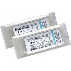 Хирургическая нить Полиамид USP 0