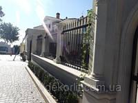 Заборы, кованые ограды в Украине