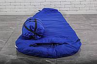 Спальный мешок кокон (полар) спальник туристический для похода, для холодной погоды!