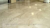 Мраморная плитка Crema Levante