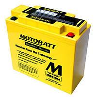 Аккумулятор Motobatt AGM 22Ah 220A