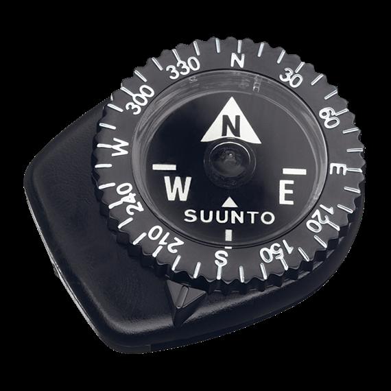 Компас для занятий спортом на открытом воздухе SUUNTO CLIPPER L/B NH COMPASS